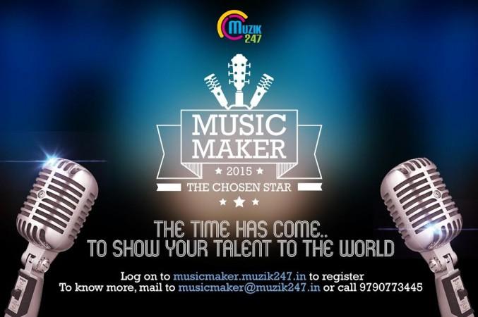 Muzik247 Launches 'Muzik247 Music Maker 2015'