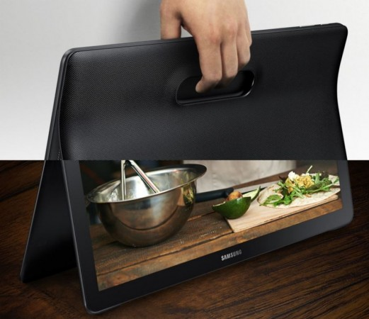 Samsung unveils Massive 18.4-inch tablet Galaxy View