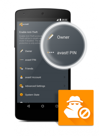 Avast launches free mobile security for Android phones: Track lost phones, wipe data clean and more