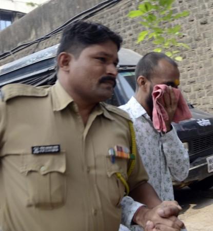 Esther Anuhya rape case Sanap