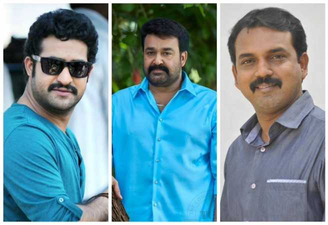 Mohanlal in Junior NTR film?