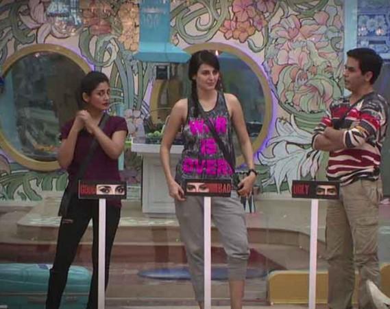 'Bigg Boss 9': Mandana Karimi and Rochelle Rao land in ugly argument