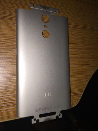 Xiaomi Redmi Note 2 Pro release date: Leaked image confirms metallic back, fingerprint scanner