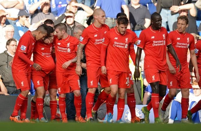 Liverpool Coutinho