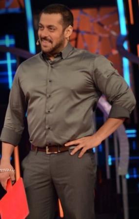 Salman Khan in 'Bigg Boss 9'