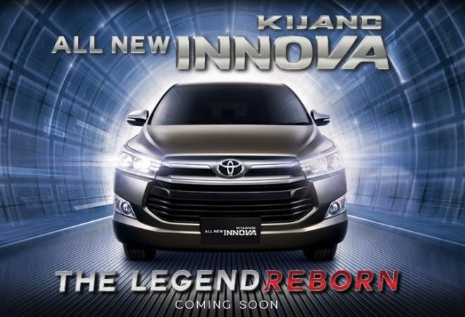New Toyota Innova
