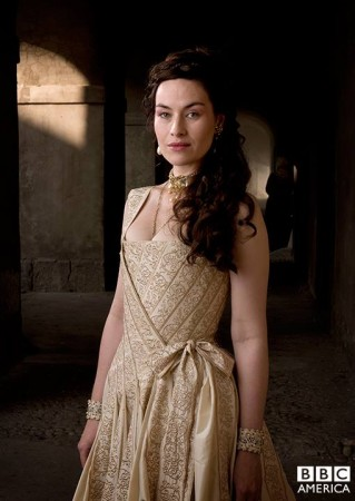 Milady from 'The Musketeers'