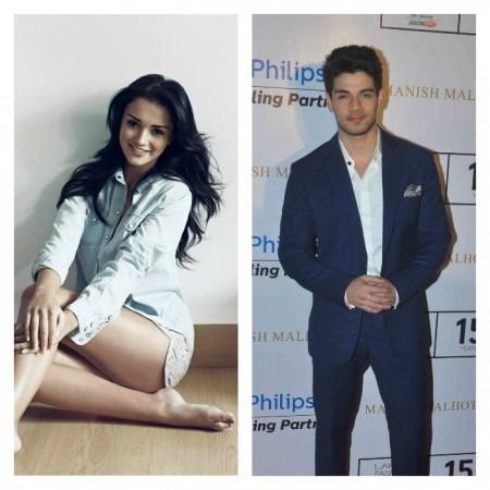 Sooraj Pancholi is dating Amy Jackson