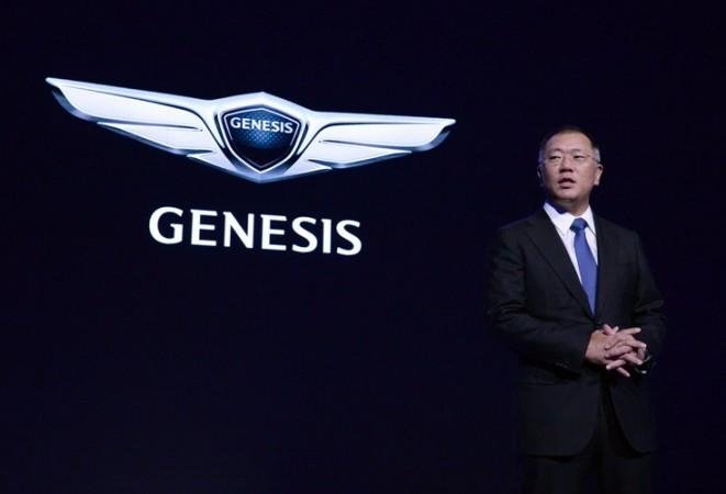 Genesis brand launch