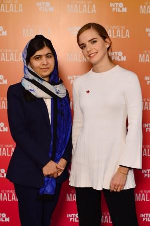 emma watson malala yousafzai