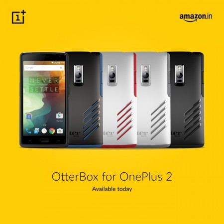 OnePlus 2 OtterBox cases launch in India: Features, price and availability