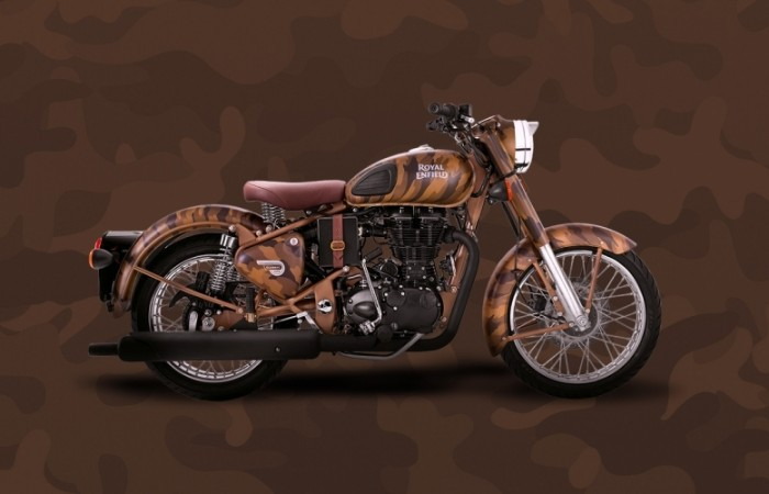 Royal Enfield Limited-Edition Despatch Motorcycle
