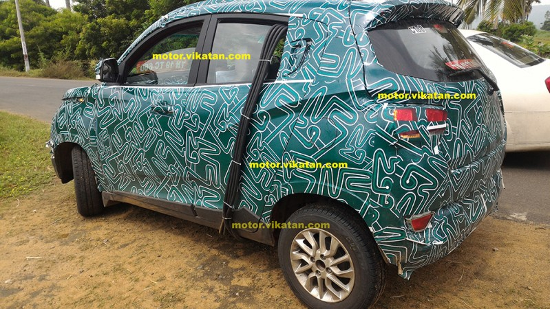 Mahindra S101 (XUV100/KUV100)