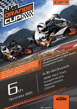 KTM Orange Cup