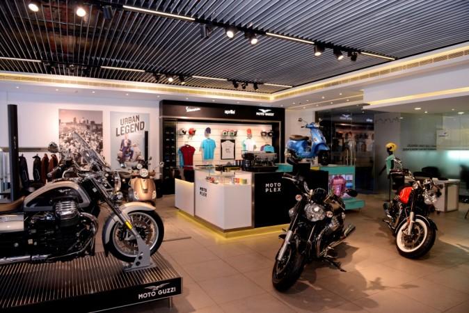 Piaggio Motoplex Store, Pune