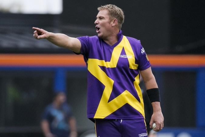 Shane Warne Cricket All Stars