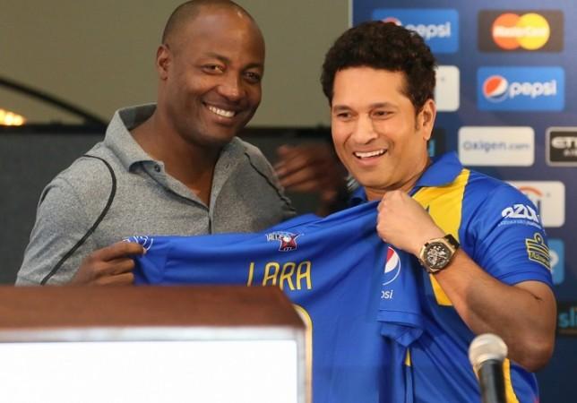 Brian Lara Sachin Tendulkar Cricket All Stars