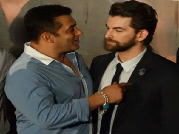 Salman Khan and Neil Nitin Mukesh
