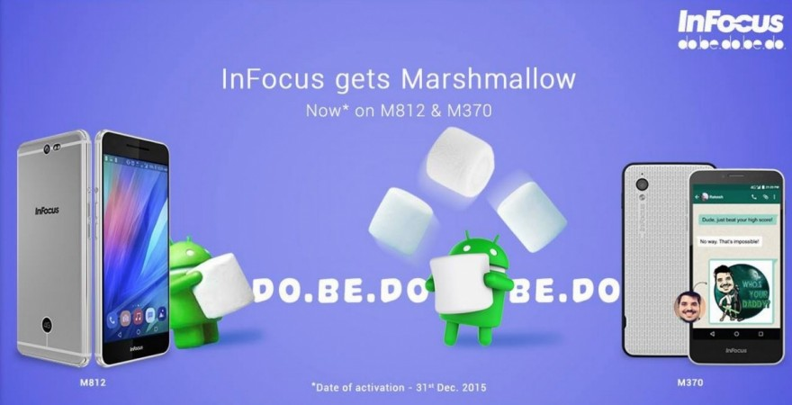 Android Marshmallow update release date for InFocus smartphones revealed