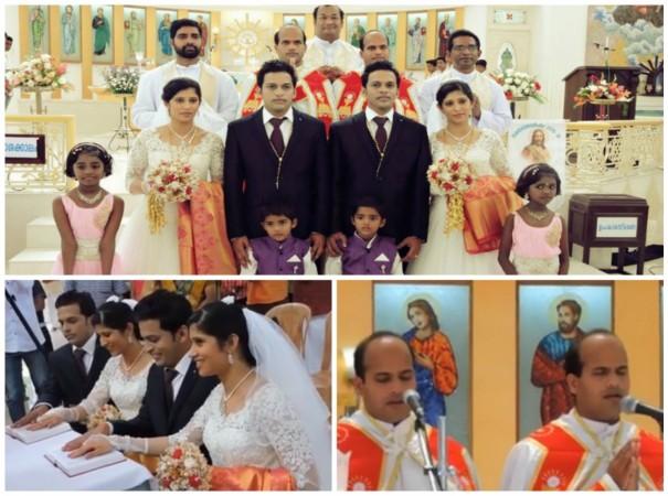 Rare Kerala Wedding