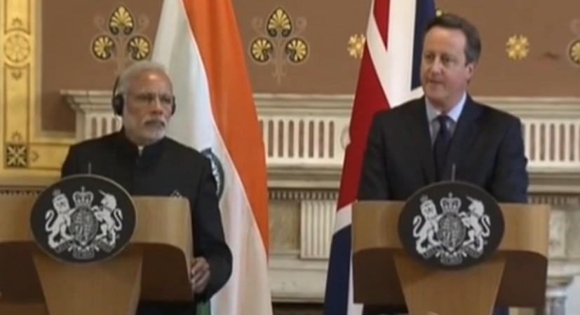 Modi Cameron joint statement