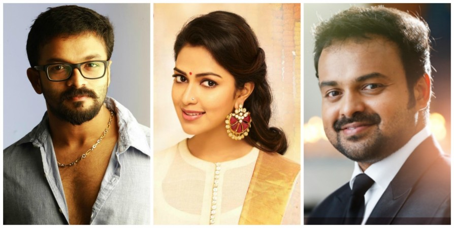 Jayasurya, Amala Paul and Kunchacko Boban