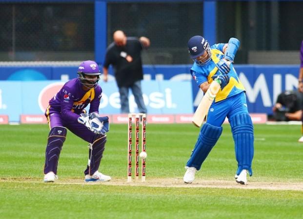 Sachin Tendulkar Kumar Sangakkara Cricket All Stars
