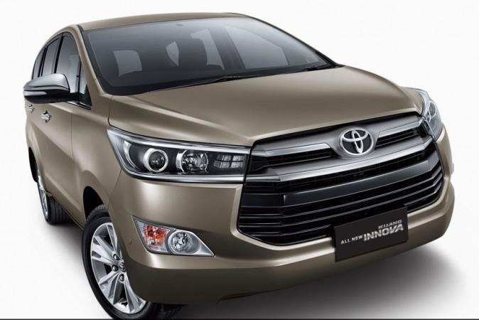 2016 New-gen Toyota Innova Toyota