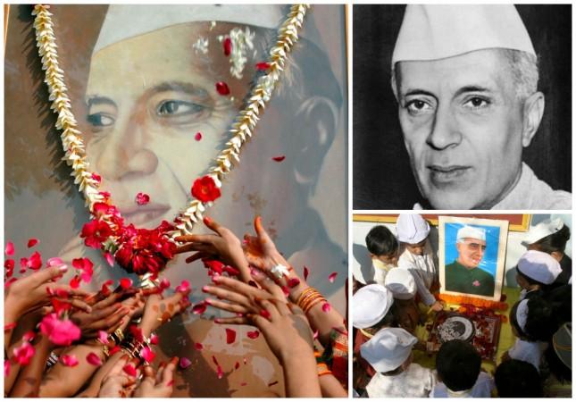 Jawaharlal Nehru Birth Anniversary