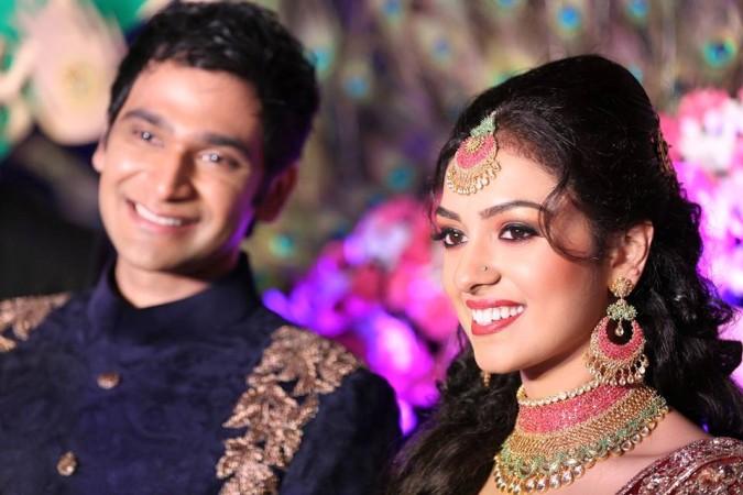 Arathi and Adithya Vishnu