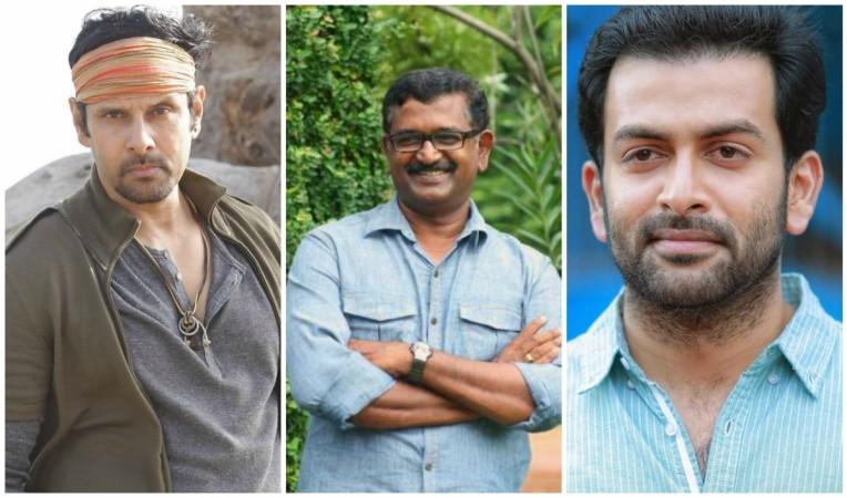 Prithviraj Sukumaran replaces Chiyaan Vikram in Blessy film