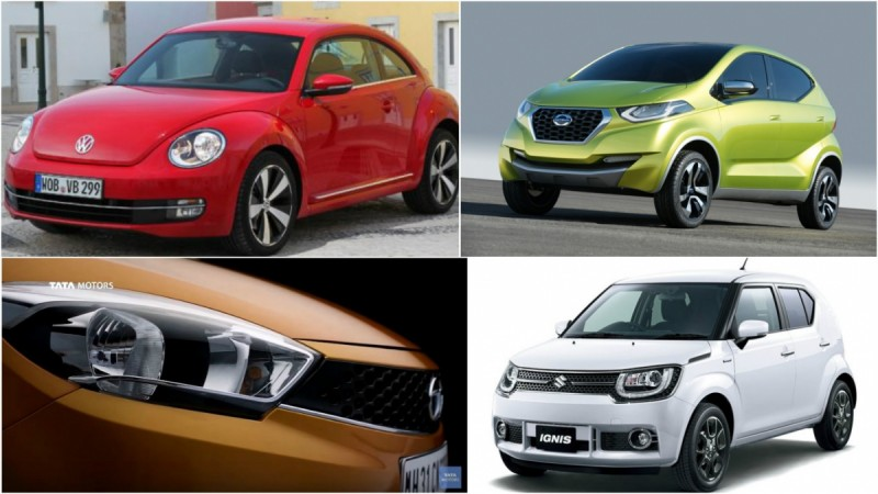 Top five small cars launching in India soon