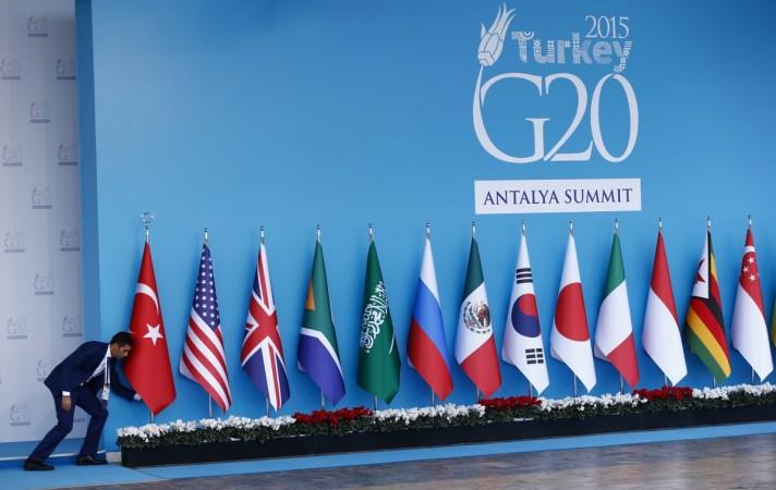Isis suicide attack Turkey G20