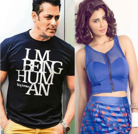 Salman Khan and Daisy Shah