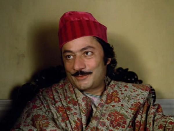 Saeed Jaffrey