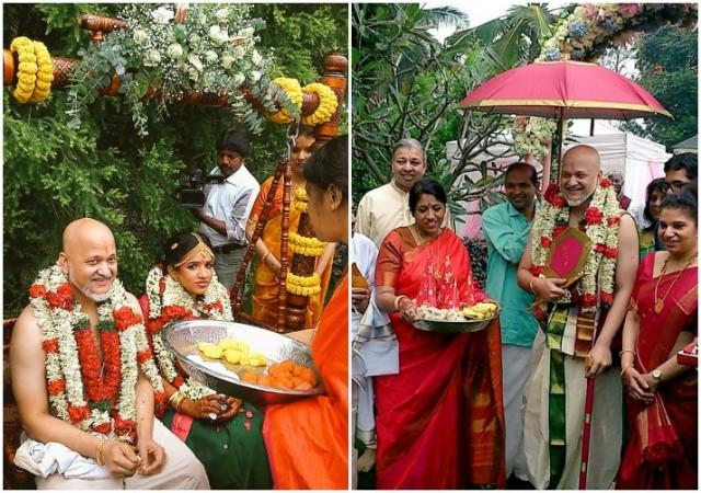 Bindu weds Swarathma's violinist Sanjeev Nayak