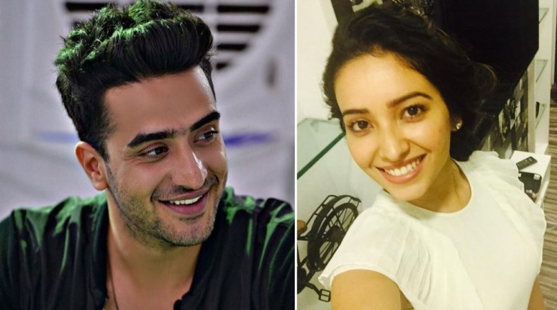 Aly Goni and Asha Negi in 'Kuch Toh Hai Tere Mere Darmiyaan'