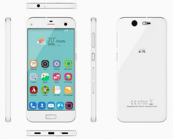 ZTE launches Blade S7 with dedicated LED front-flash 13MP camera; price, specifications
