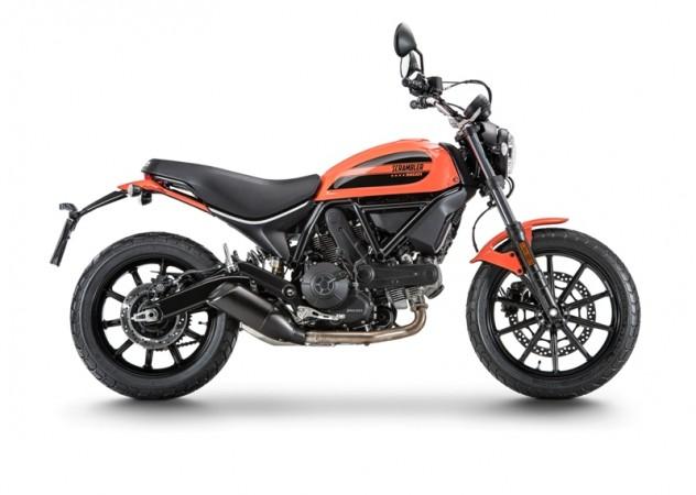 Ducati Scrambler Sixty2 400cc