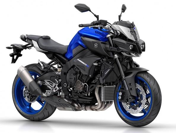 Yamaha MT-10 naked street motorcyle