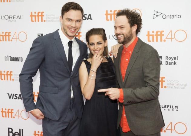 Kristen Stewart and Nicholas Hoult