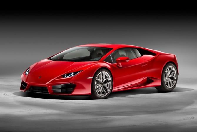 Lamborghini Huracan LP580-2 RWD