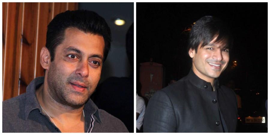 Salman Khan, Vivek Oberoi