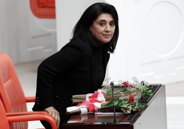 Turkey Kurdish MP