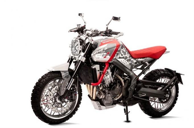 Honda CBSix50 Concept