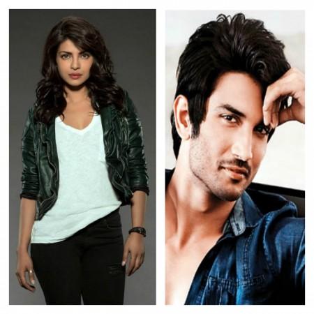 Priyanka Chopra to star opposite Sushant Singh Rajput