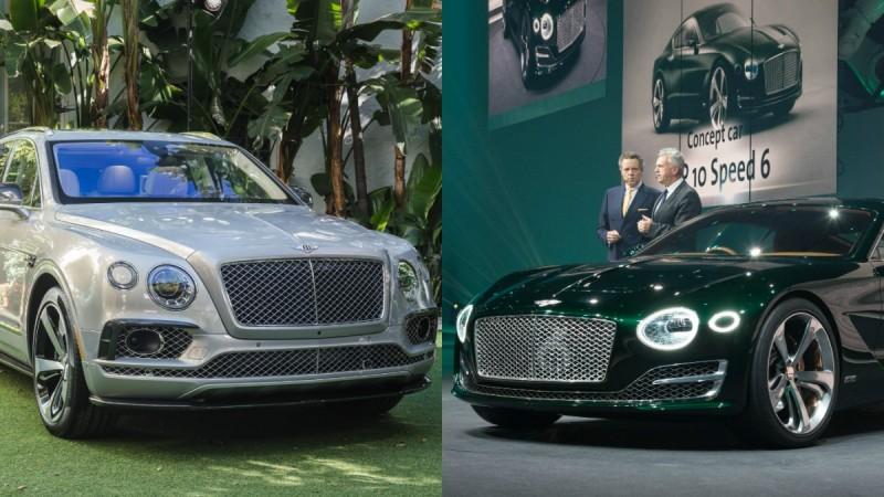 Bentley Bentayga, EXP 10 Speed 6 concept