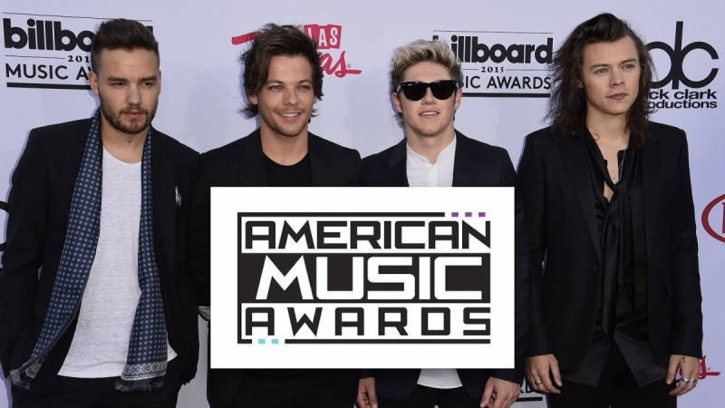 American Music Awards 2015 predictions: One Direction, Justin Bieber, Taylor Swift