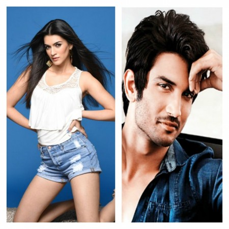 Kriti Sanon to work with Sushant Singh Rajput in 'Half Girlfriend'
