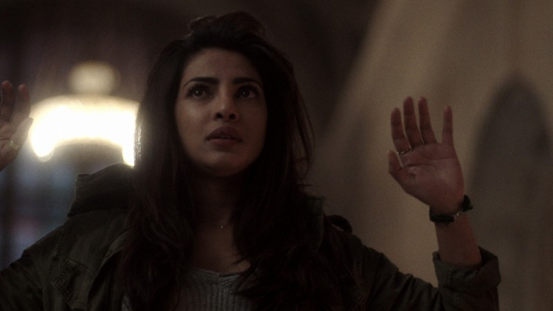 Priyanka Alex turns herself in 'Quantico'